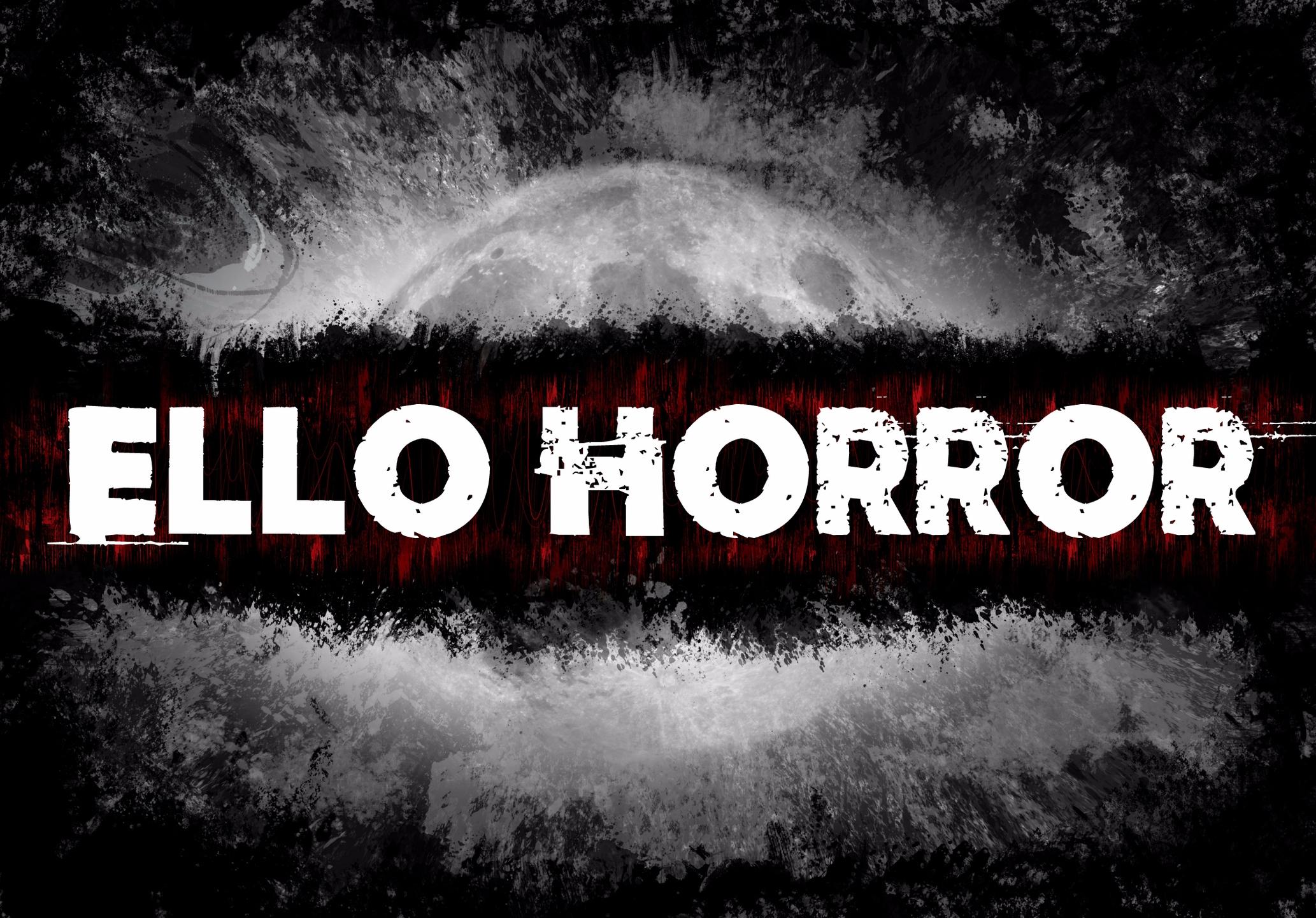 Horror (@ellohorror) Cover Image
