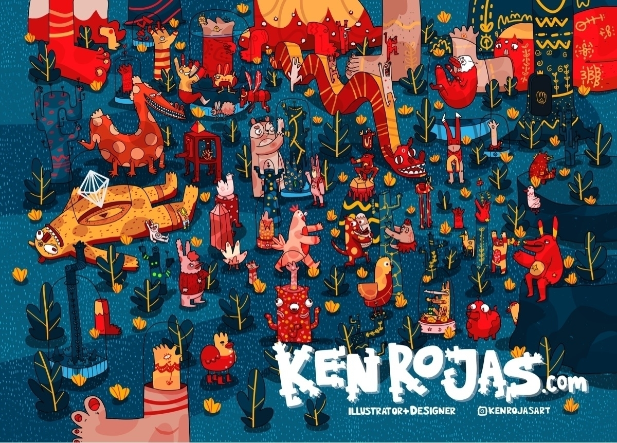 Ken Rojas  (@kenrojas) Cover Image
