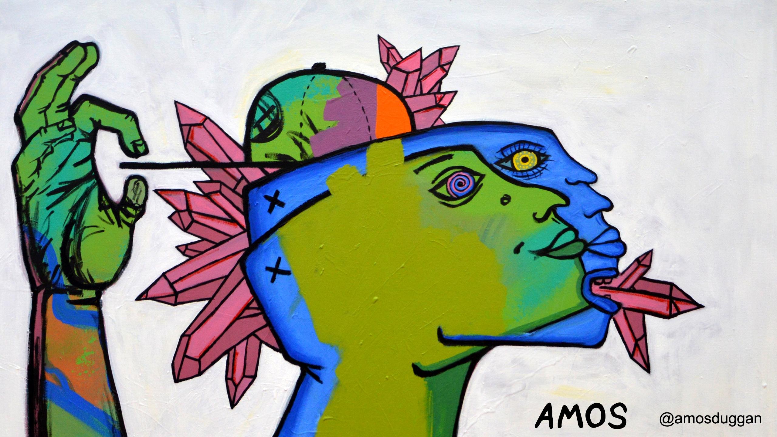 Amos D (@amosduggan) Cover Image