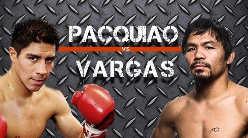 pacquiao vs vargas (@pacquiaovsvargas) Cover Image