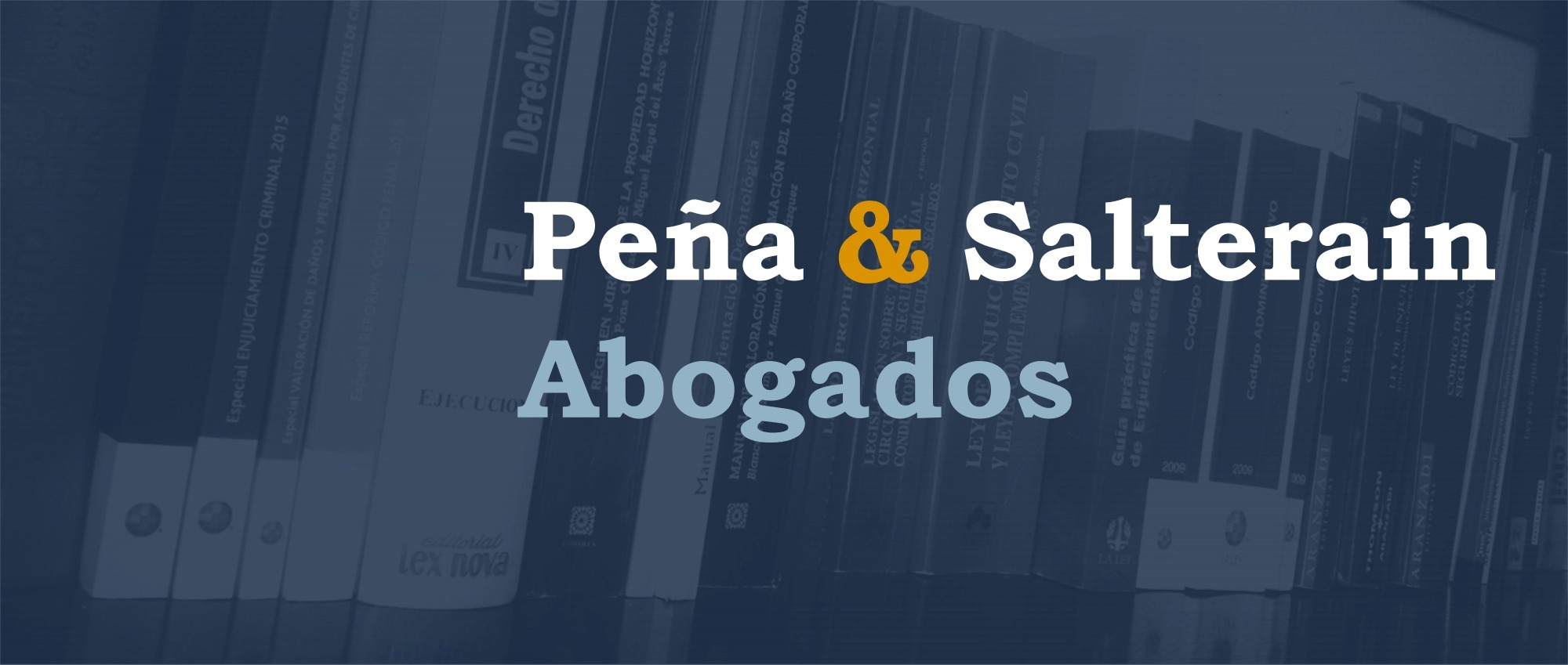 PEÑA & SALTERAIN Abogados (@salterain) Cover Image