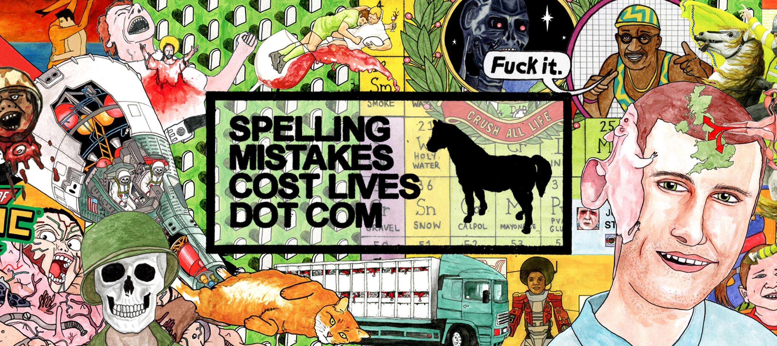 Darren Cullen (@spellingmistakescostlives) Cover Image