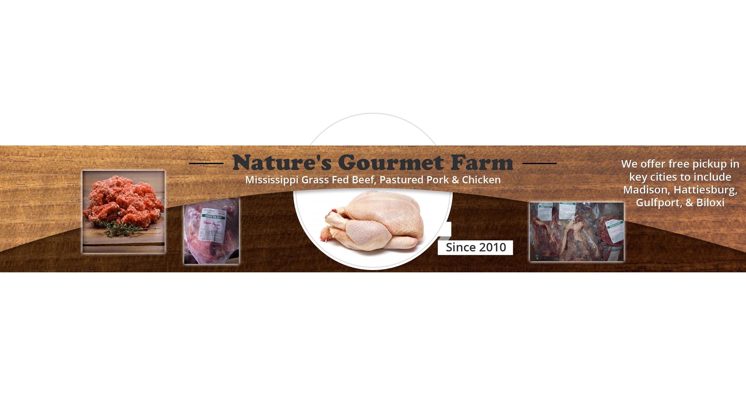 Nature's Gourmet Farm (@naturesgourmetfarm) Cover Image