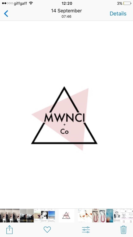 MWNCI&CO (@mwnciandco) Cover Image