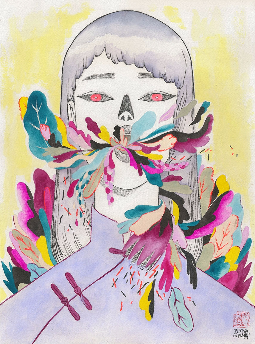Lydia (@lydiafu) Cover Image