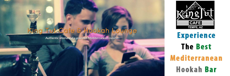 King Tut Cafe & Hookah Lounge (@kingtutcafeandhookah) Cover Image