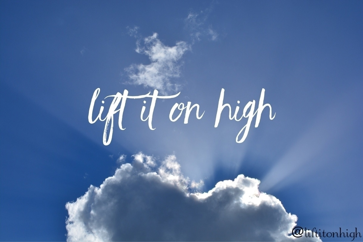 For the Children of The Most High (@liftitonhigh) Cover Image