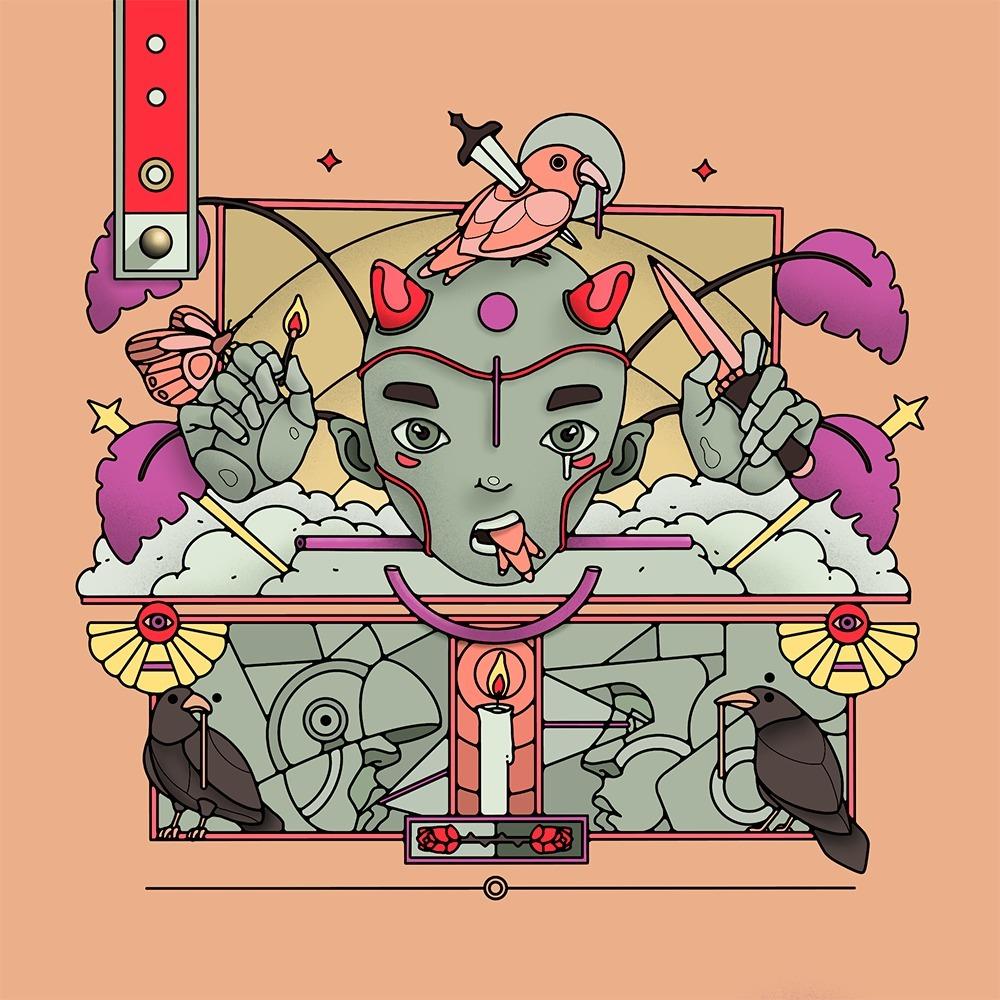 Kenri Gómez (@kenrigomez) Cover Image