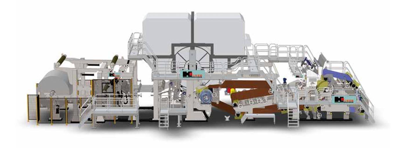 TDM Paper Machinery Co. Ltd (@tdmpaper) Cover Image
