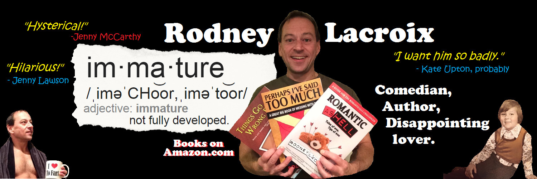 Rodney Lacroix (@rodneylacroix) Cover Image
