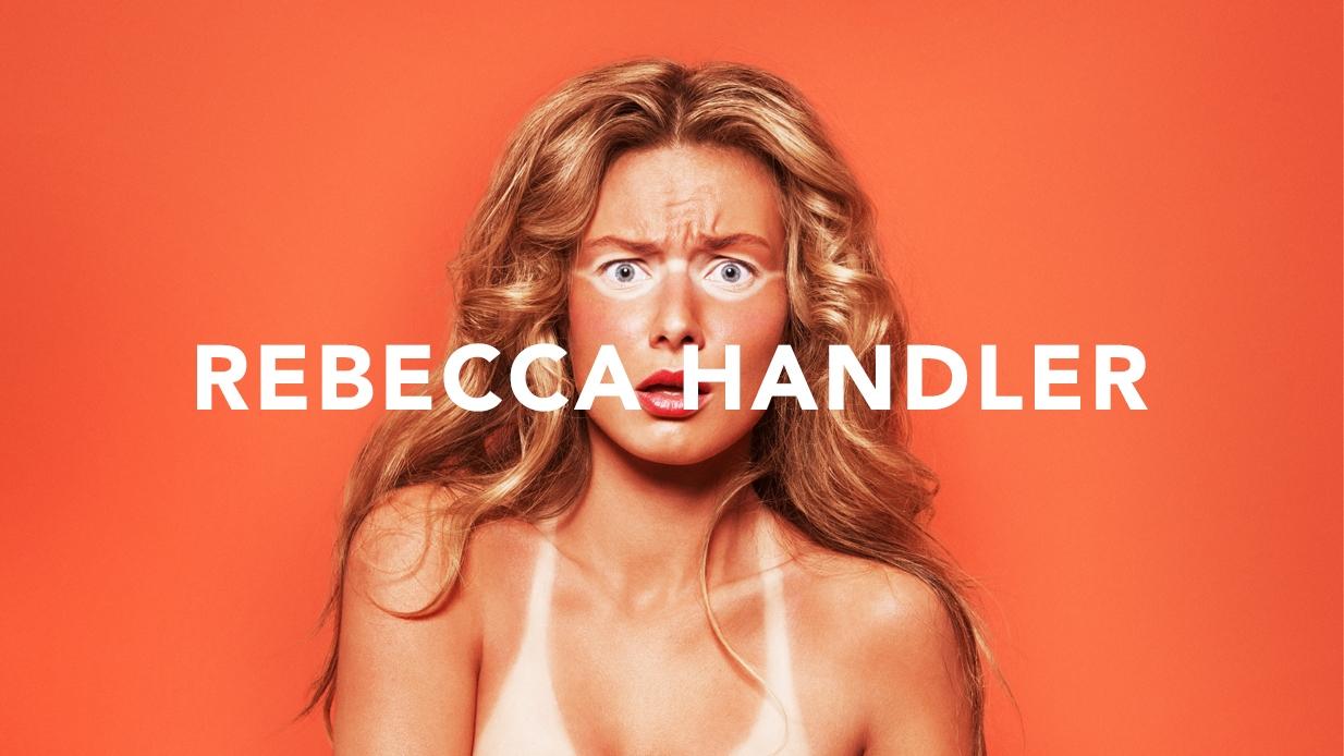REBECCA HANDLER (@rebeccahandler) Cover Image