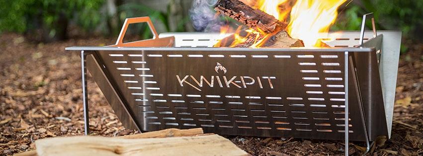 Kwikpit Portable Firepits (@kwikpits) Cover Image