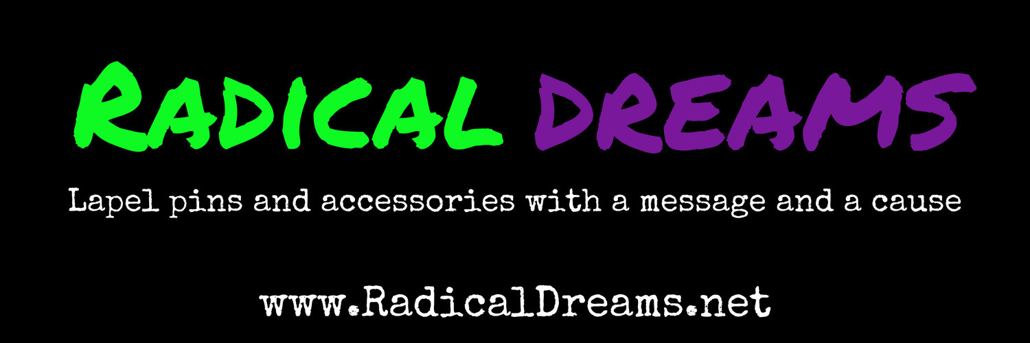 Radical Dreams, Inc.  (@radicaldreamspins) Cover Image