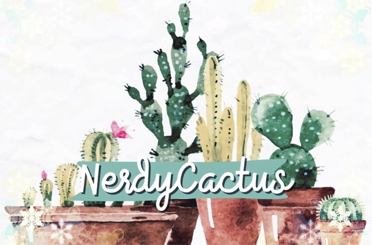 NerdyCactus (@catmorgenstern) Cover Image