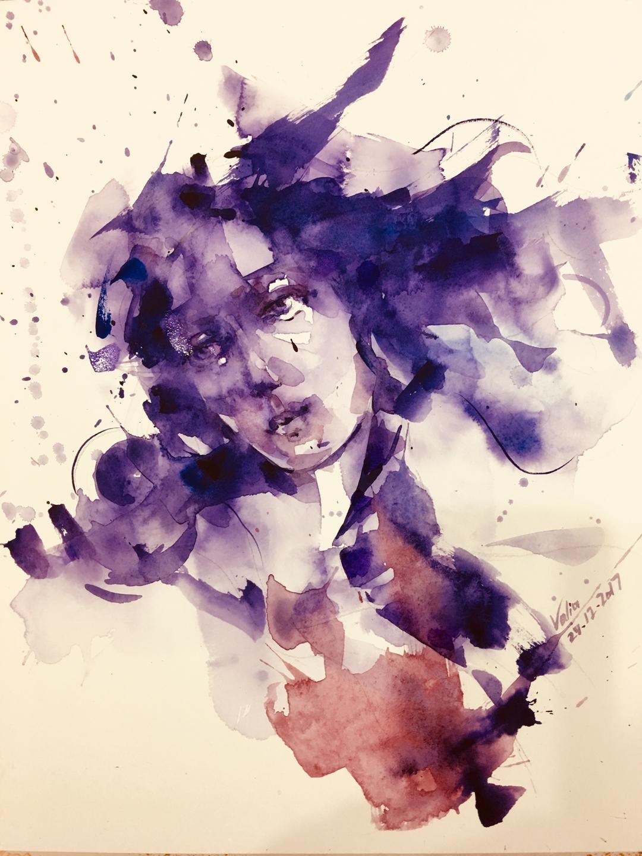 Valia Abou Alfadel (@valiaart) Cover Image