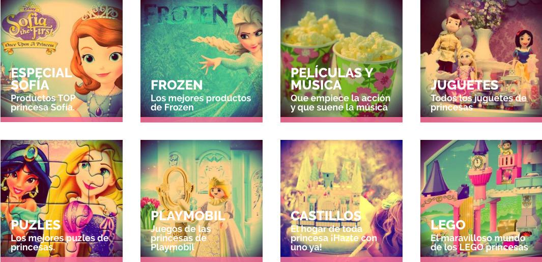 Princesas (@cosasdeprincesa) Cover Image