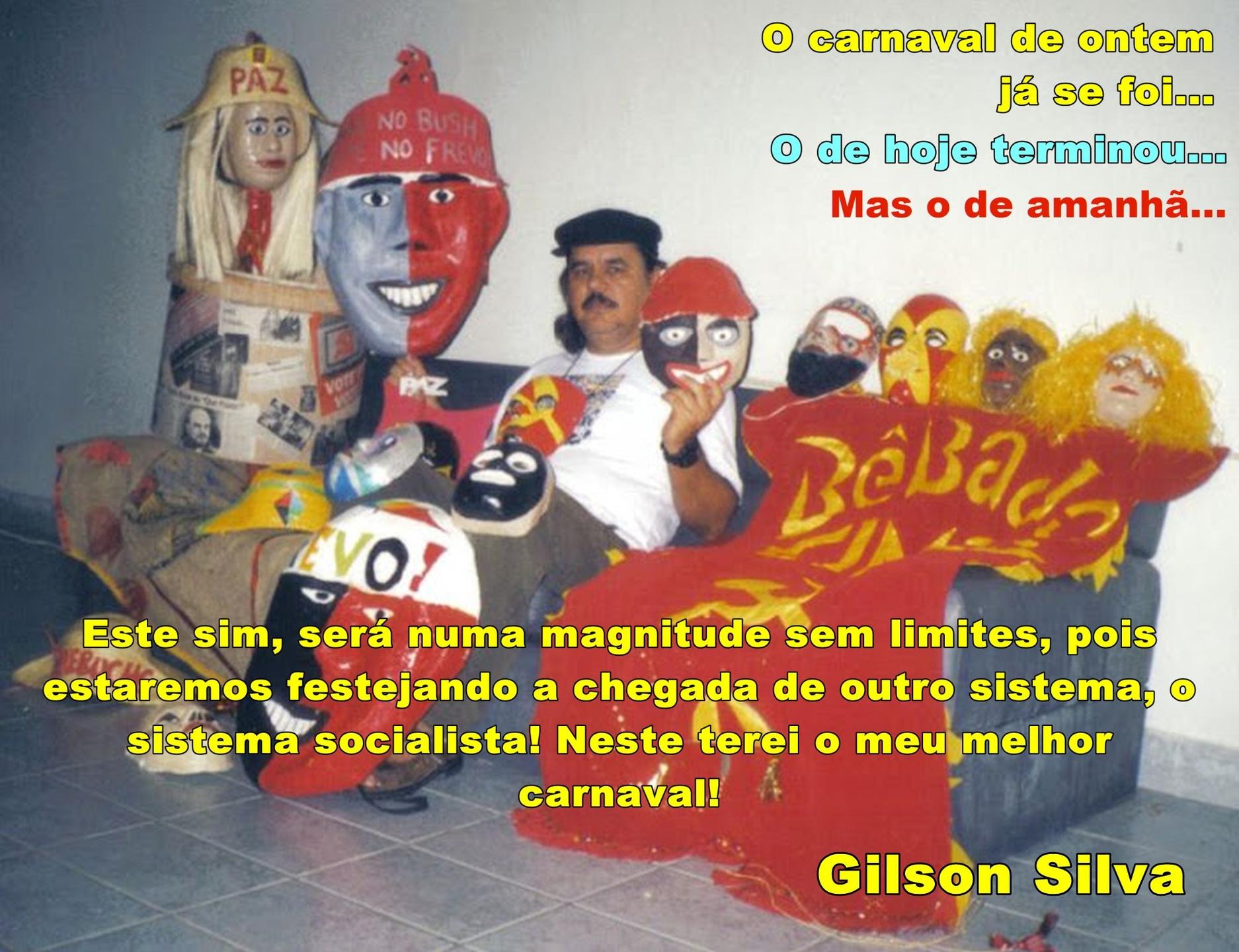 Gilson (@comuna21) Cover Image