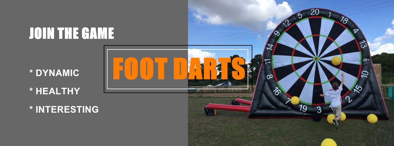 foot darts (@footdart2017) Cover Image