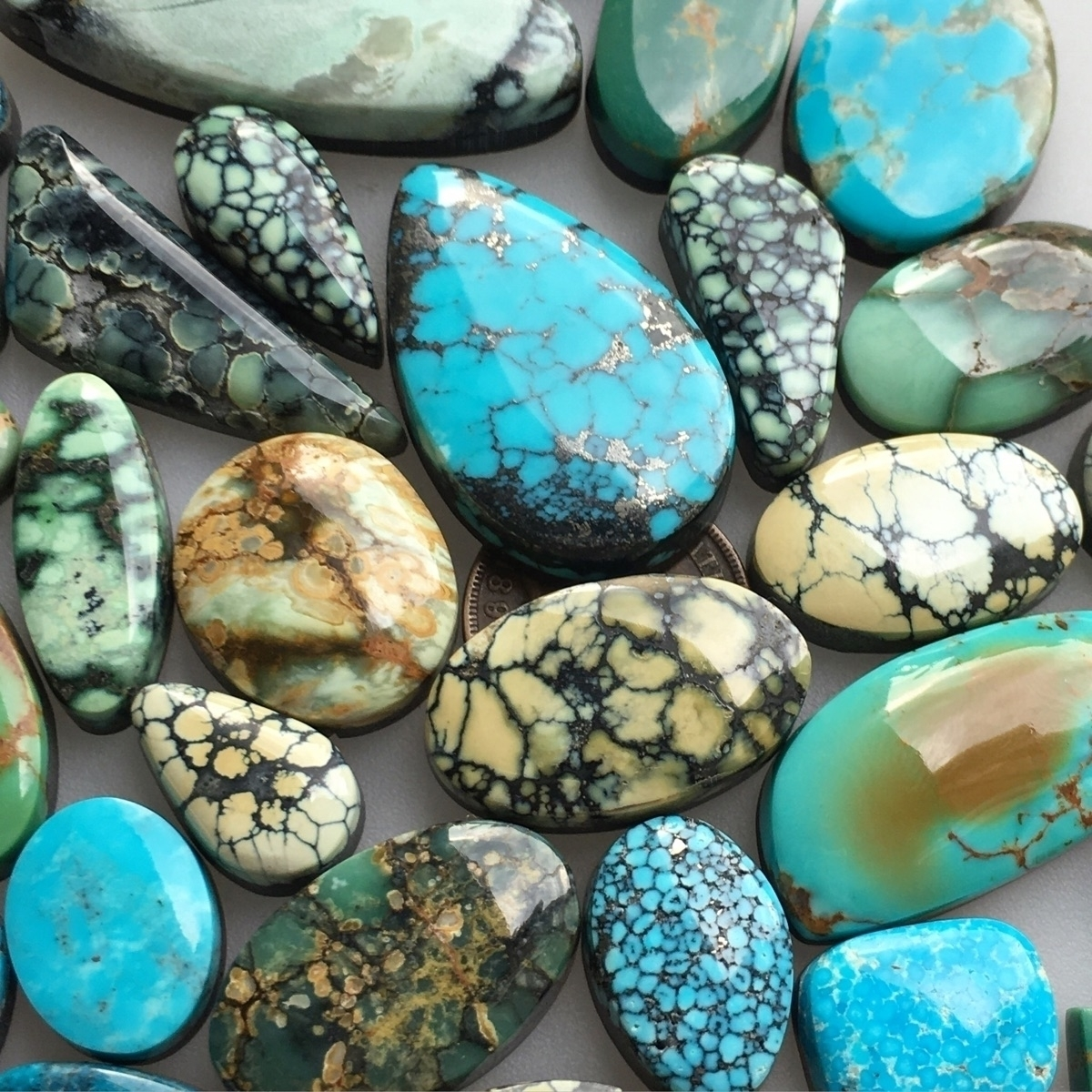 Turquoise | Metalsmith (@turquoiseriver) Cover Image
