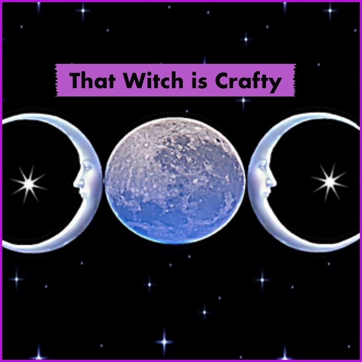 That Witch is Crafty (@thatwitchiscrafty) Cover Image