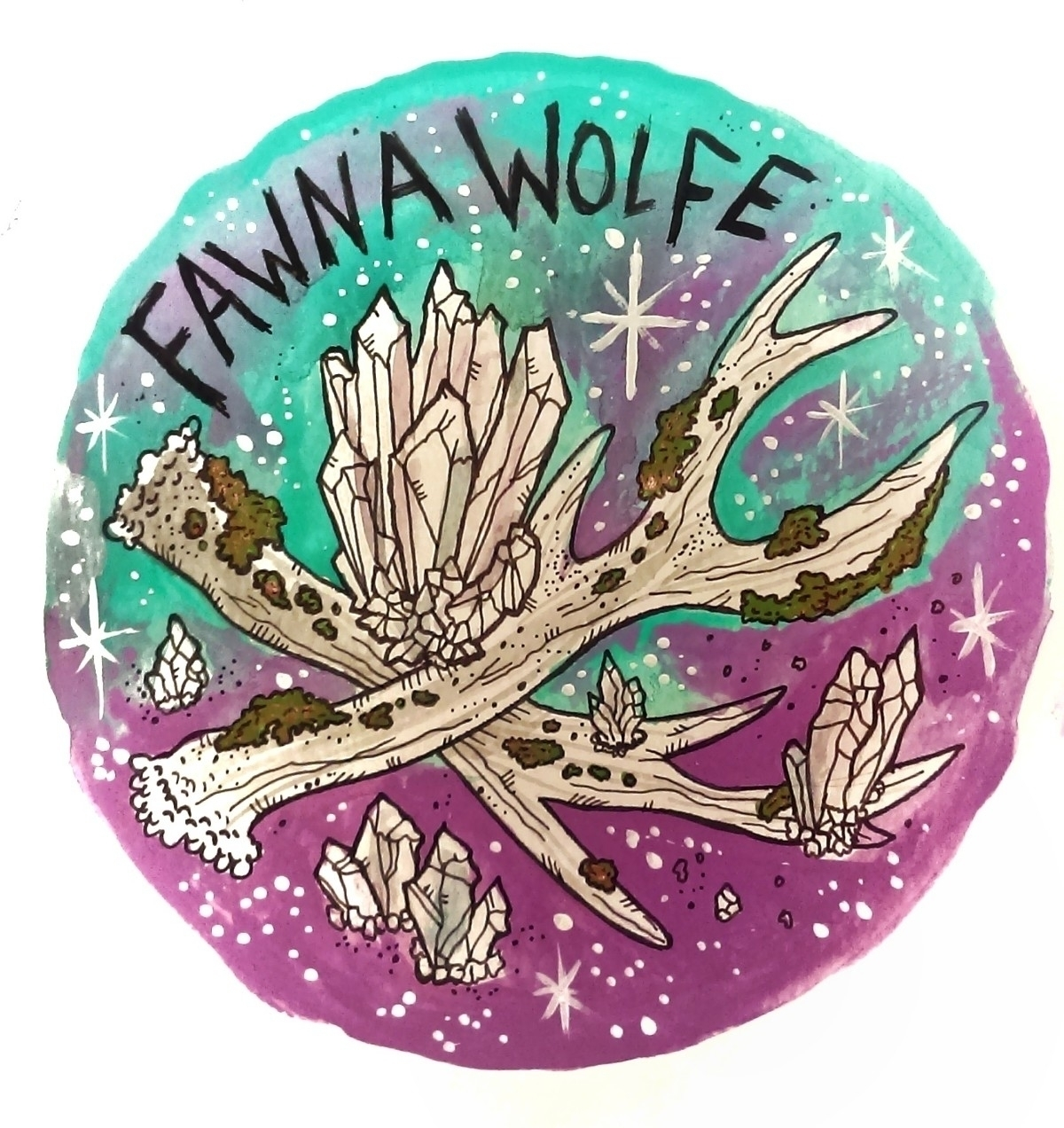 Fawna Wolfe (@fawnawolfe) Cover Image