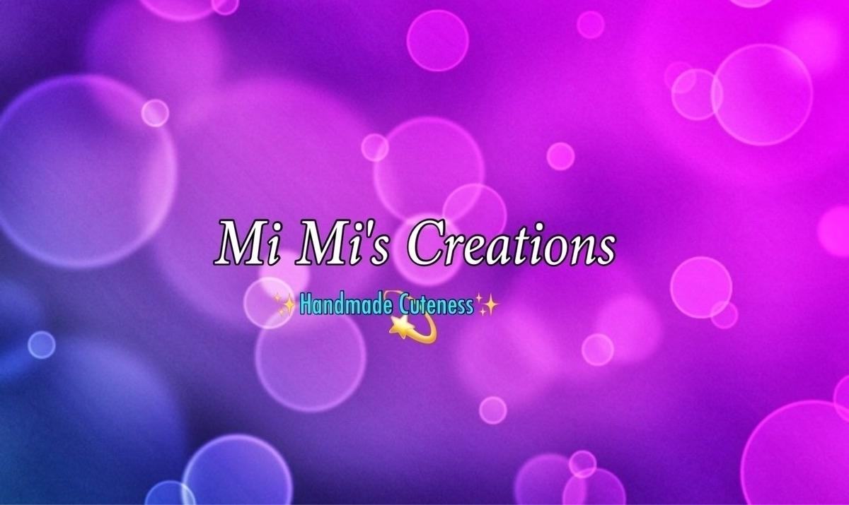 Mi Mi (@mimiscreations) Cover Image