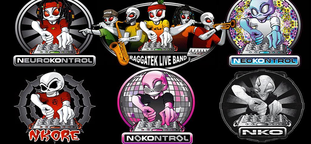 Neurokontrol & Neokontrol (Raggatek Live Band) (@neurokontrol) Cover Image