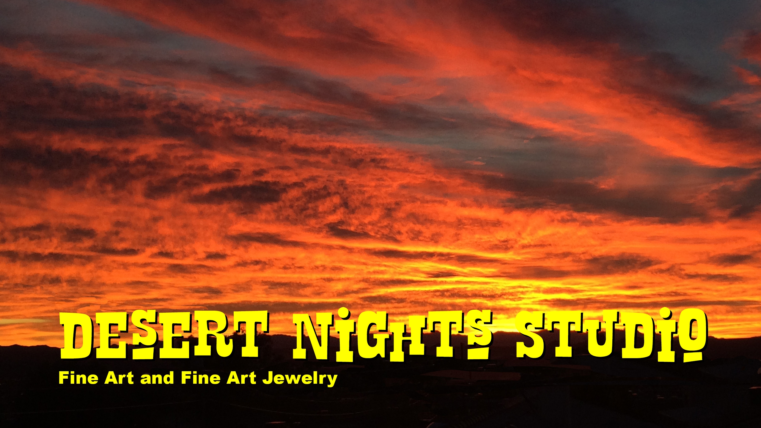 Desert Nights Studio (@desertnightsstudio) Cover Image