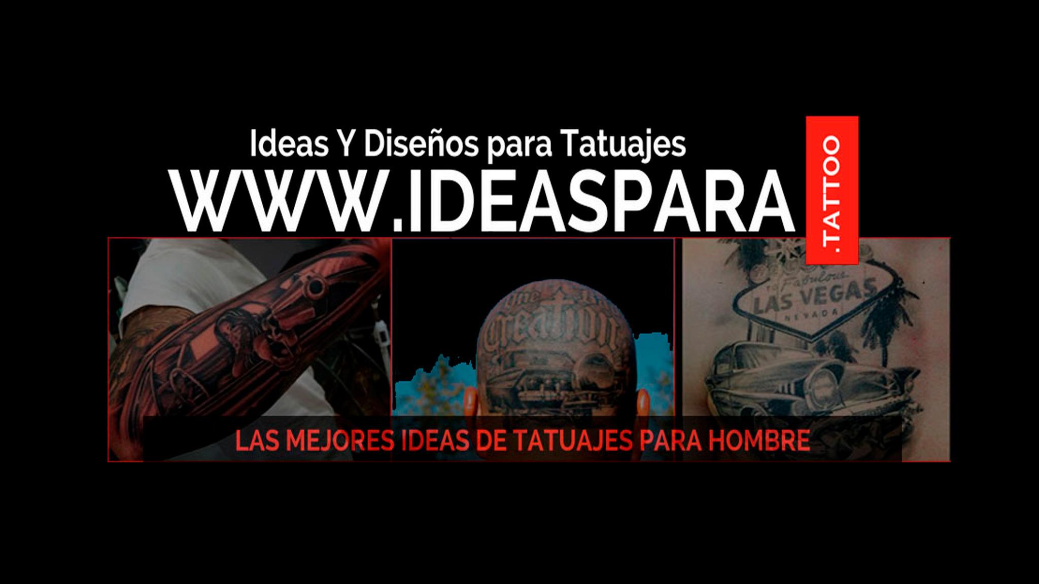 ideas para tatuajes de hombre (@ideasparatattoo) Cover Image