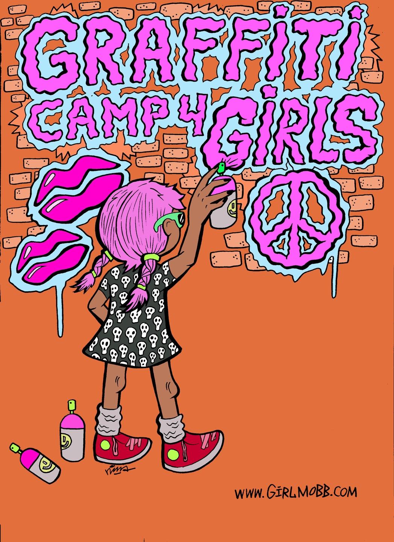 GRAFFITI CAMP FOR GIRLS (@graffiticampforgirls) Cover Image