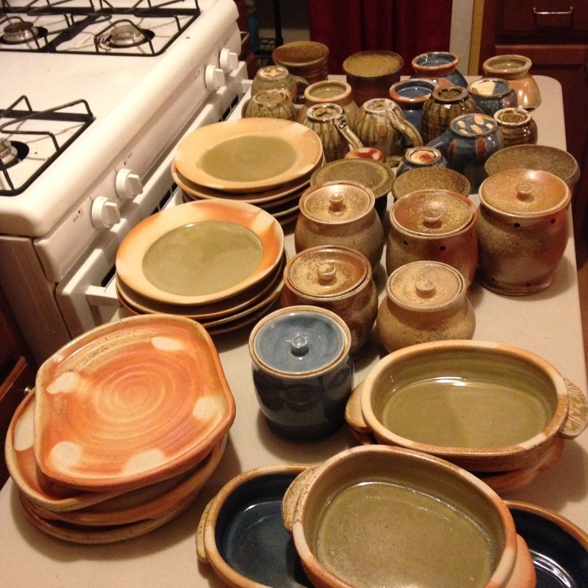 Mike Smieja (@zillapottery) Cover Image