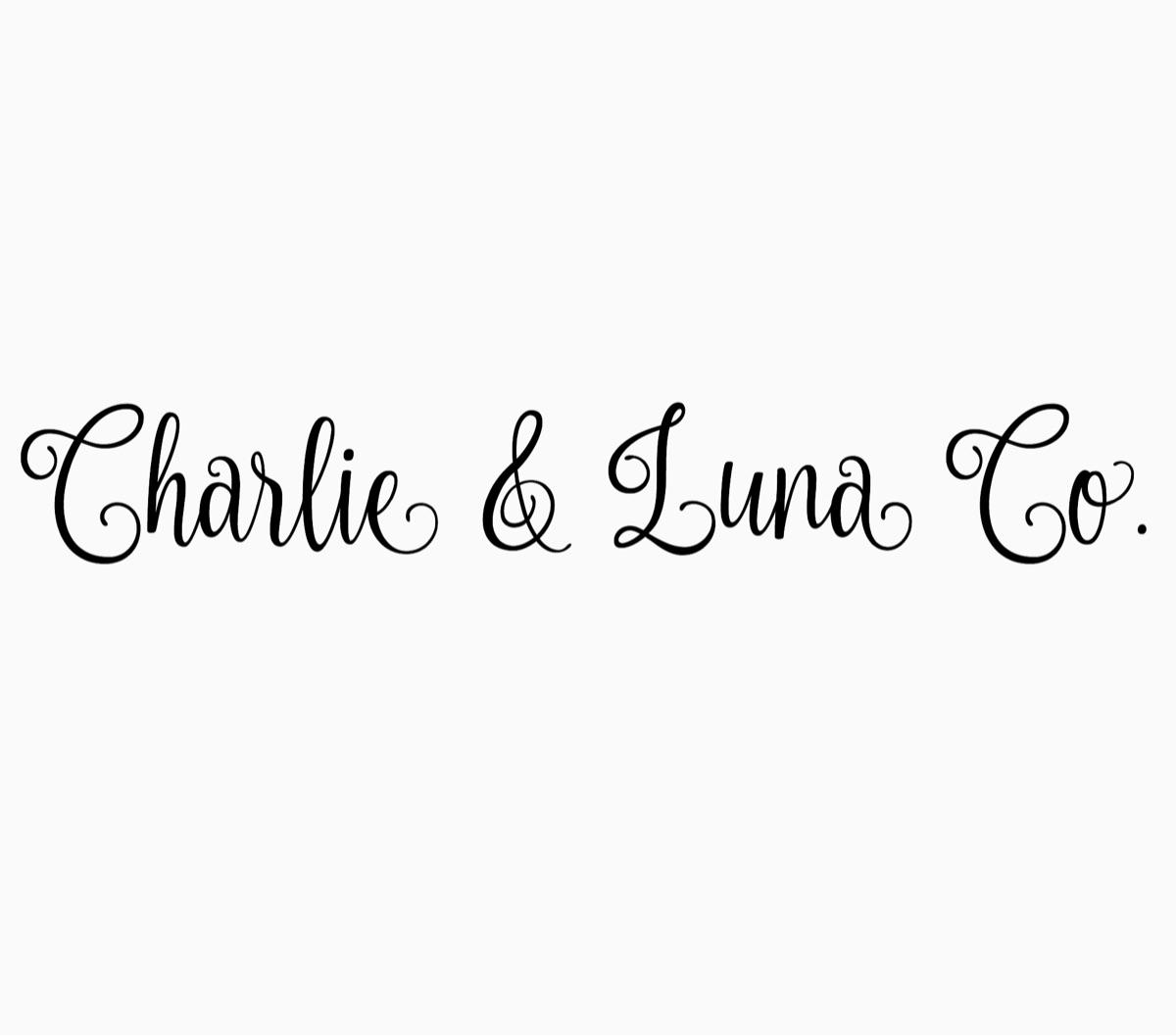 Charlie & Luna Co. - Alanah (@charlieandlunaco) Cover Image