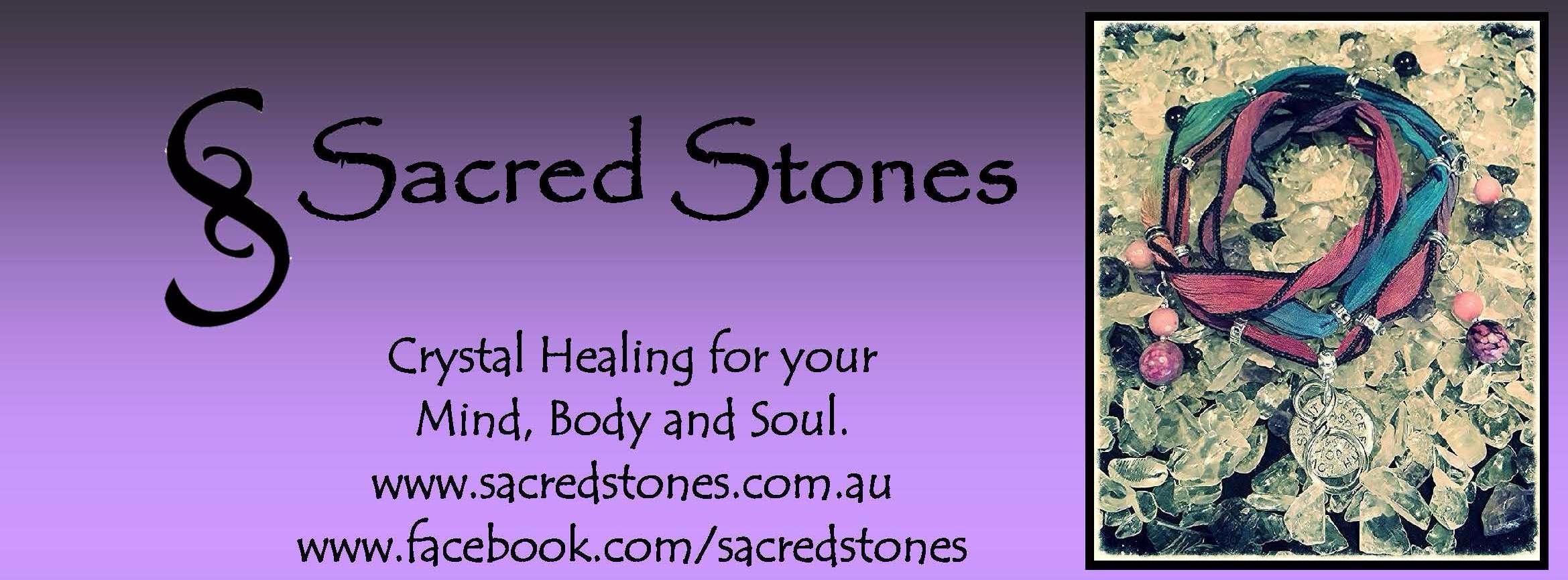 Sacred Stones (@sacredstones) Cover Image