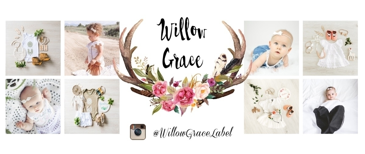 Willow Grace  (@willowgracelabel) Cover Image