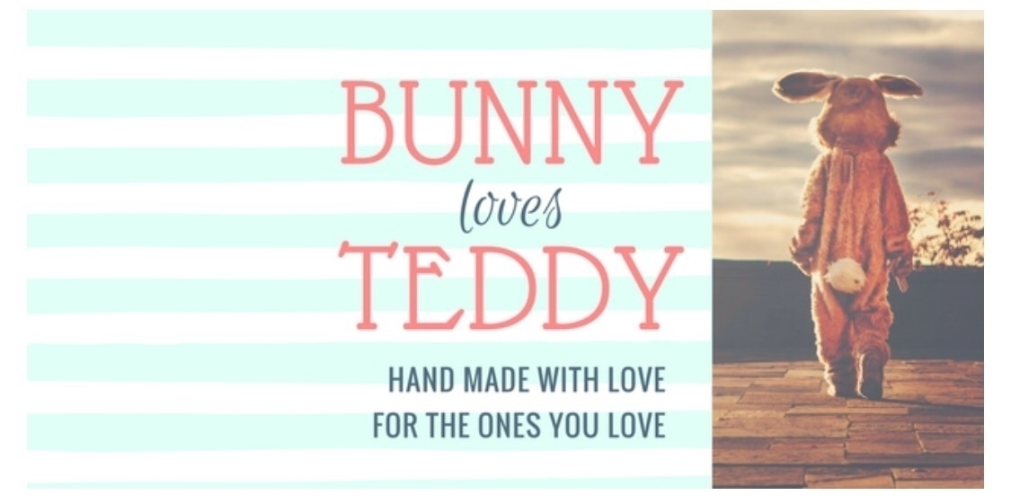 Bunny Loves Teddy (@bunnylovesteddy) Cover Image