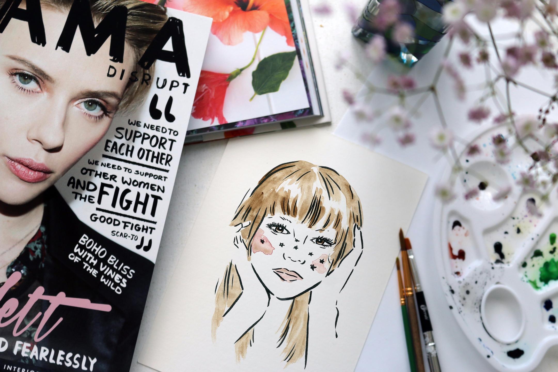 Grace Choi (@alittlebitebygrace) Cover Image