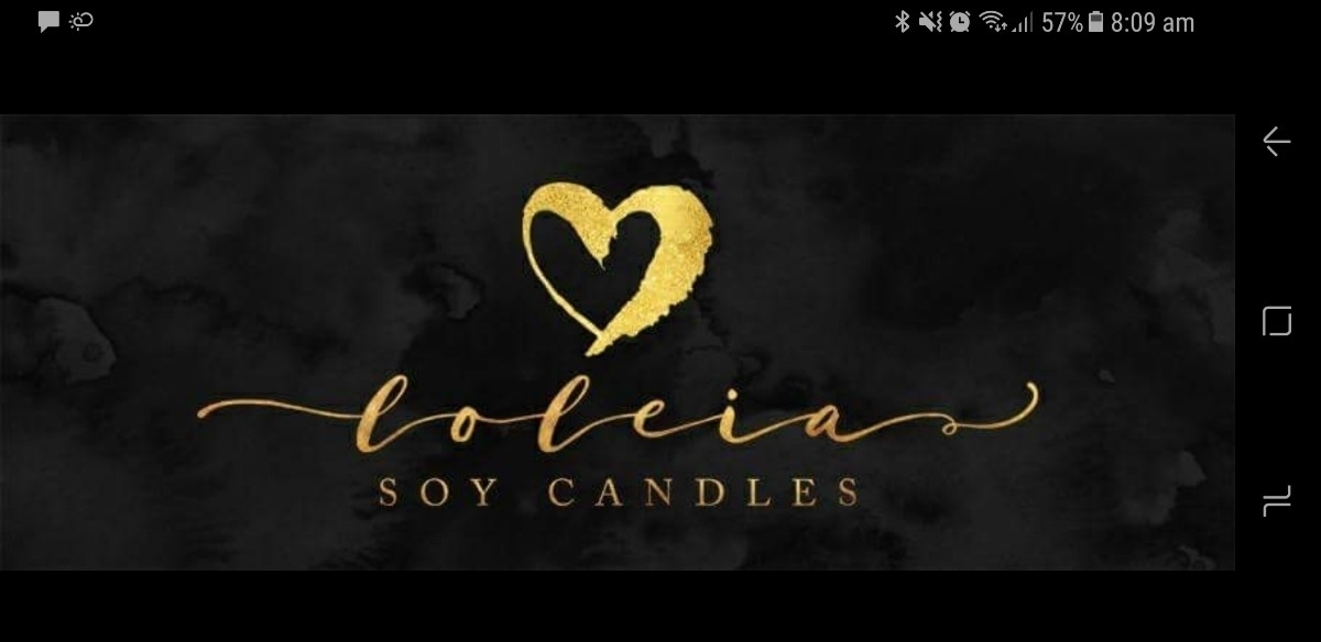 Loleia Soy Candles  (@loleiasoycandles) Cover Image