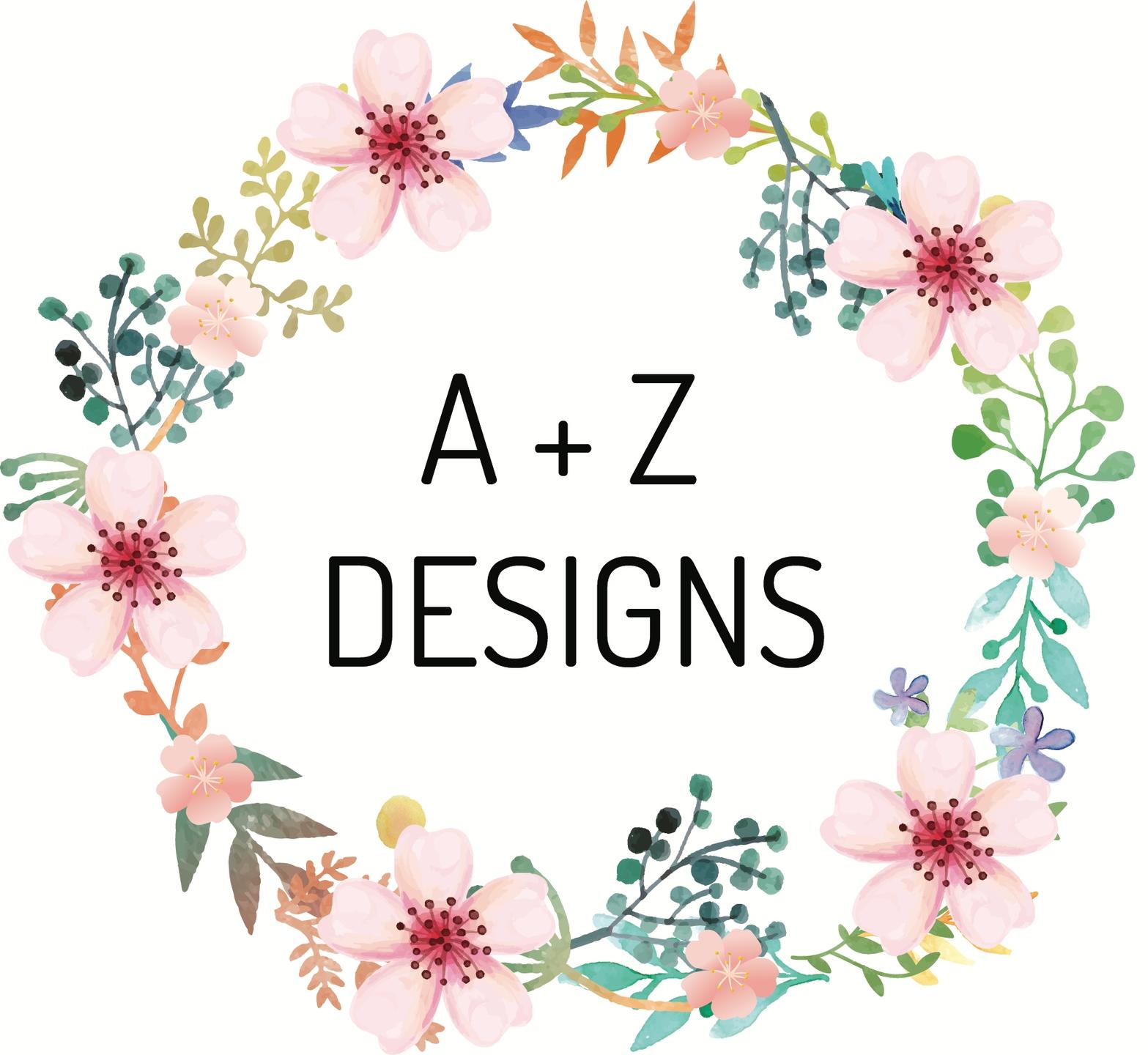 A + Z Designs (@azdesigns) Cover Image