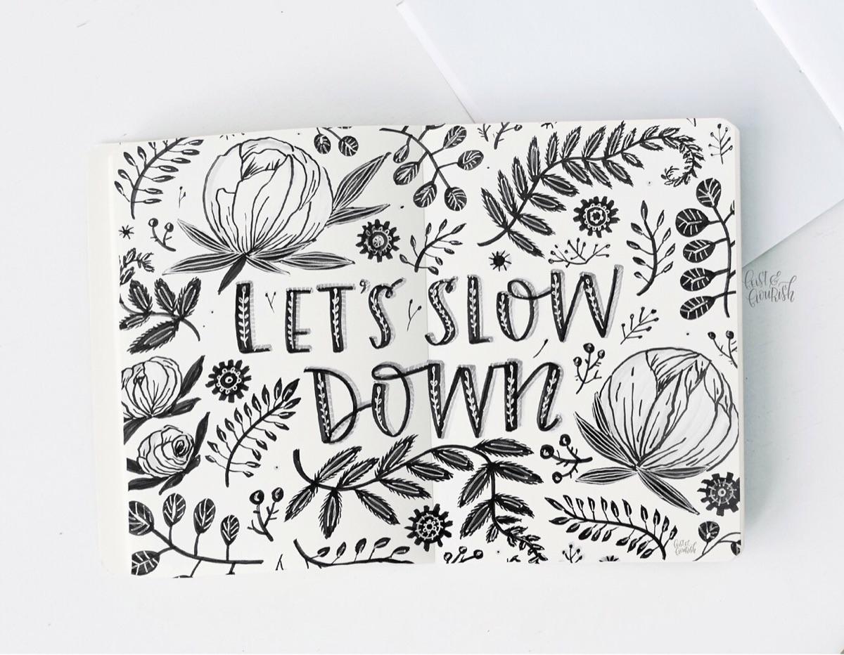 Feist & Flourish Modern Calligraphy (@feistandflourish) Cover Image