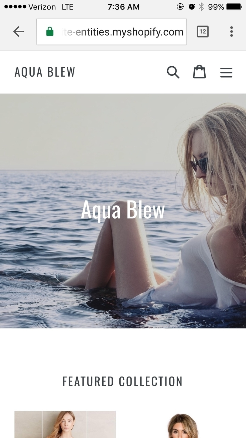 Aqua Blew (@theaquablew) Cover Image