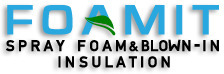 Select the best Blown-in Insulation - Foamit (@foamit) Cover Image