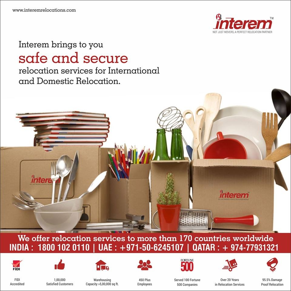 Interem packers and movers (@interemcompany) Cover Image