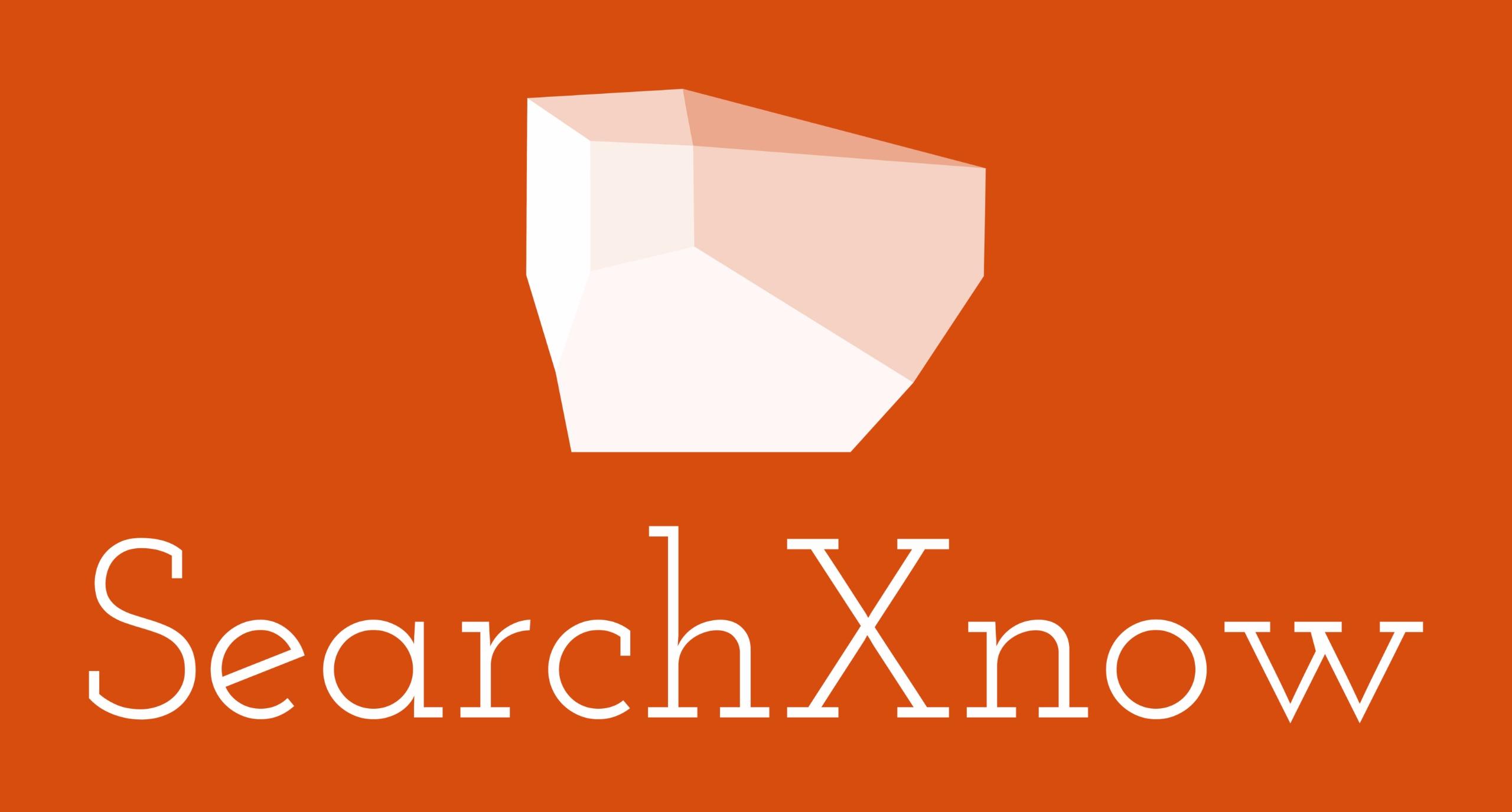 SearchXNow (@searchxnow) Cover Image