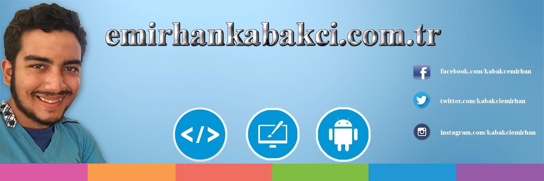 Emirhan KABAKCI (@kabakciemirhan) Cover Image