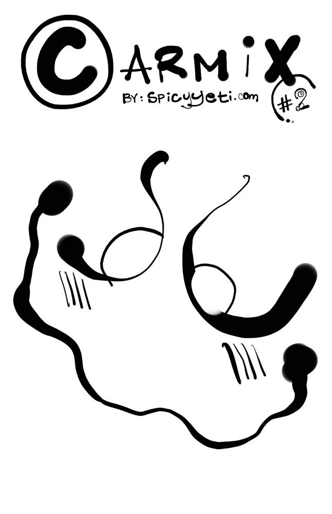 carmi (@spicyyeti) Cover Image