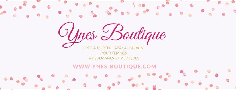 Ynes Boutique (@vetement-femme-musulmane) Cover Image