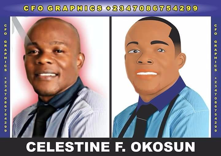 Okosun Celestine (@cfofresh) Cover Image