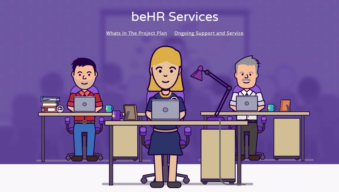 Be HR Software (@behrsoftware) Cover Image