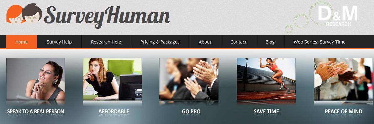 Survey Human (@surveyhuman) Cover Image