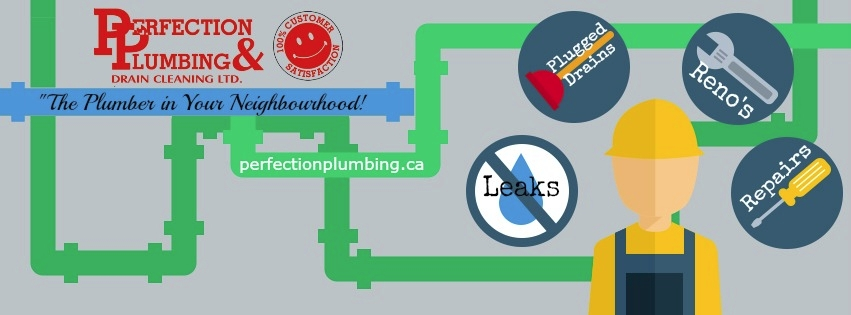 Perfection Plumbing & Drain Cleaning Ltd. (@perfectionplumbing) Cover Image